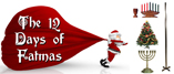 12 Days of Fatmas
