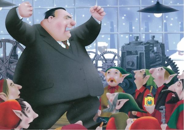 Big Fat Boss