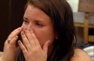 Danni Crying