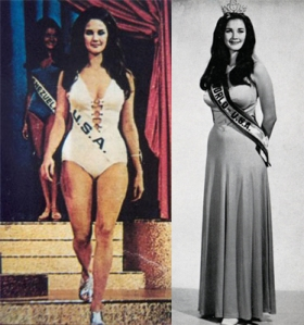 Lynda Carter Miss USA Combined