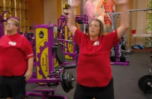 Planet Fitness You Belong