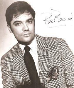 Rex Reed Autograph