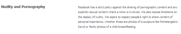 Nudity Definition
