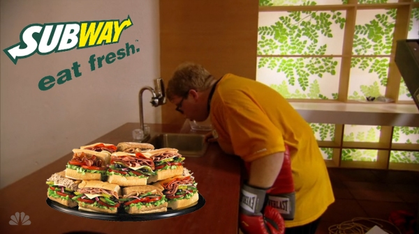 Subway Eat Fresh