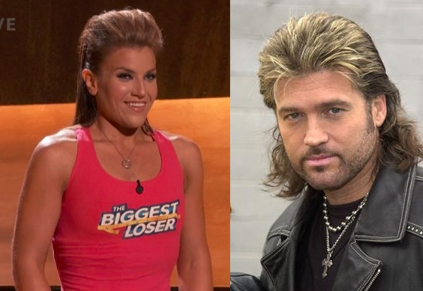 Mr and Mrs Billy Ray Cyrus