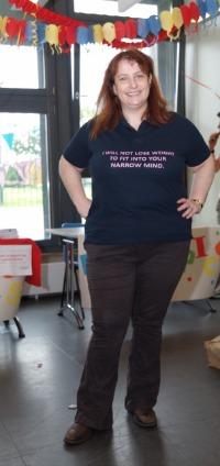 Me. BMI 40.
