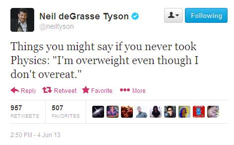 DeGrasse Tyson