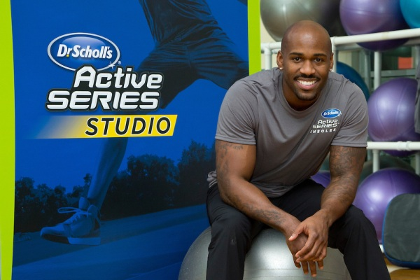 Dr. Scholl's Active Series and Celebrity Trainer Dolvett Quince Countdown to Summer Fitness Event