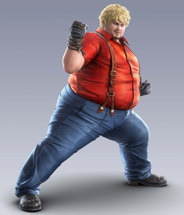 Bob from Tekken