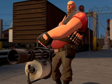 Heavy from Team Fortress 2
