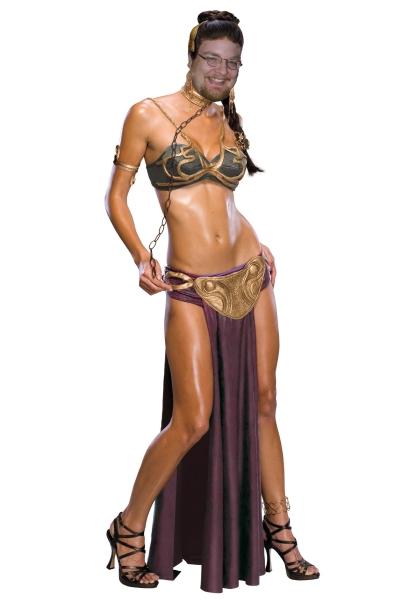 Sexy Leia