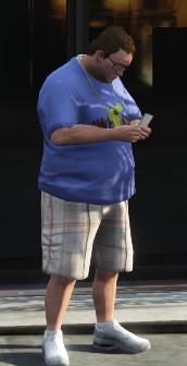Jeff Garlin GTA