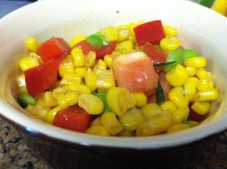 Suggestive of Salad