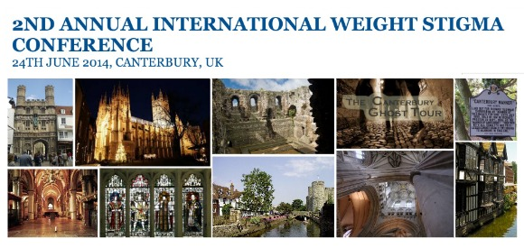 2nd International Weight Stigma Conference
