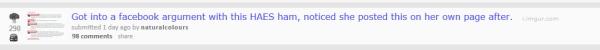 HAES Ham