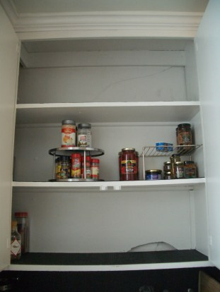 Empty Cupboard