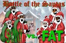 Battle of the Santas Big
