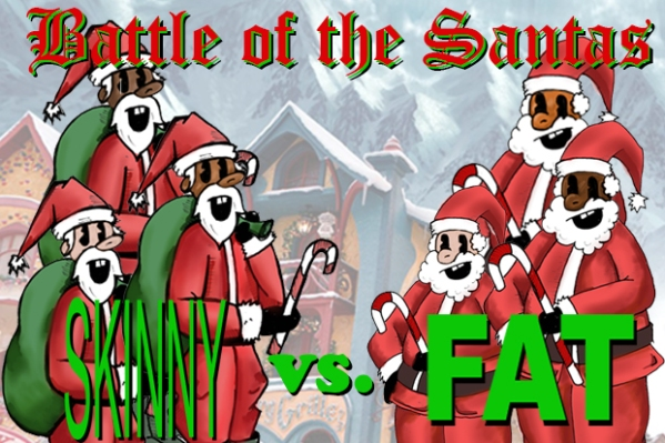 Battle of the Santas Big