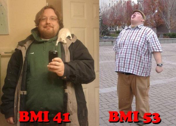 Comparison Fatties